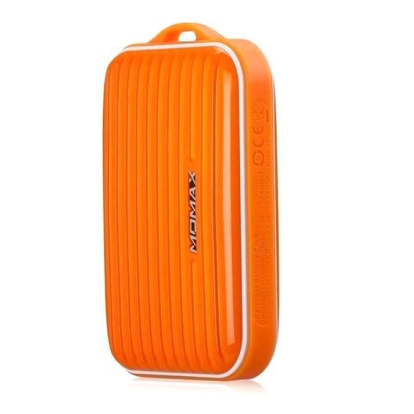 Аккумулятор MOMAX iPower Go mini 8400mAh IP36D Orange