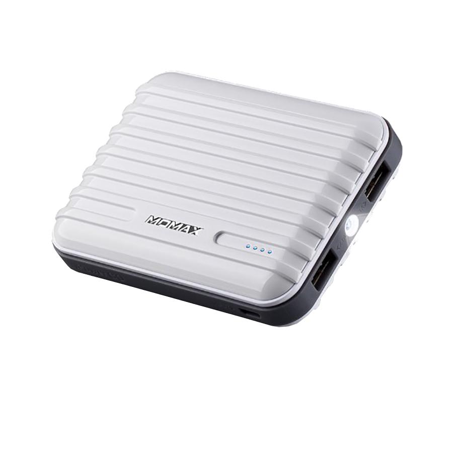 Аккумулятор MOMAX iPower GO+ 11200mAh IP24AL Silver