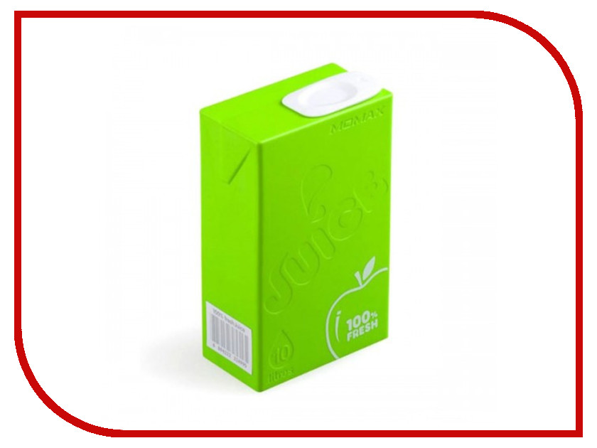 Аккумулятор MOMAX iPower Juice+ 10000mAh IP39 Green<br>