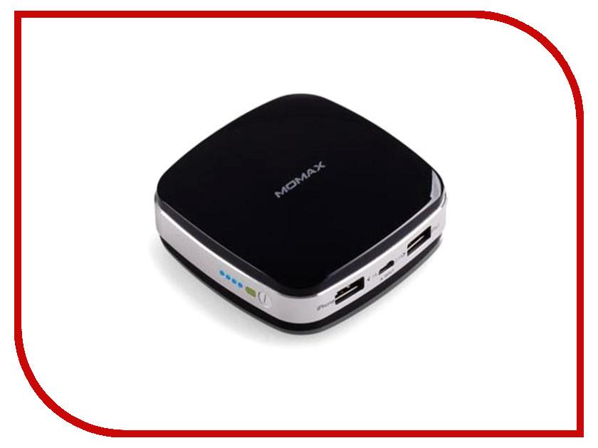 Аккумулятор MOMAX iPower m2 6400mAh IP32B Black<br>