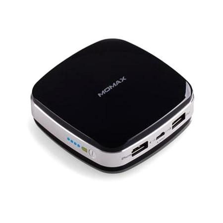 Аккумулятор MOMAX iPower m2 6400mAh IP32B Black