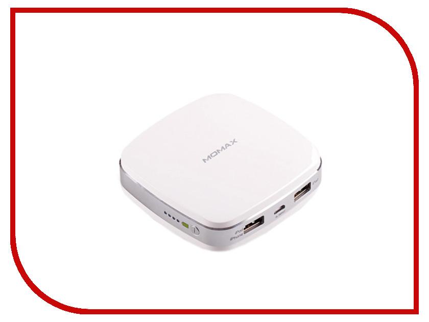 ����������� MOMAX iPower m2 6400mAh IP32B White