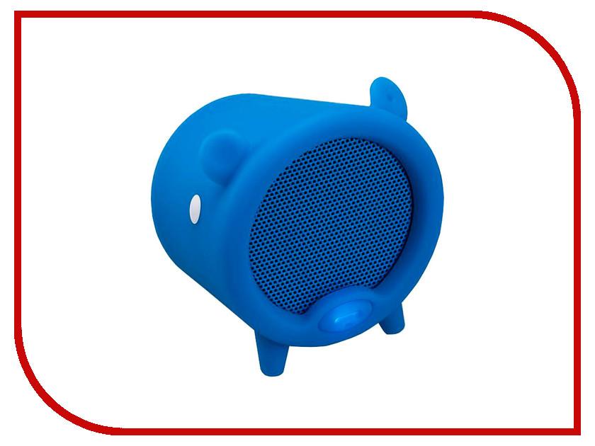 Колонка MOMAX Piggy BST1D Blue