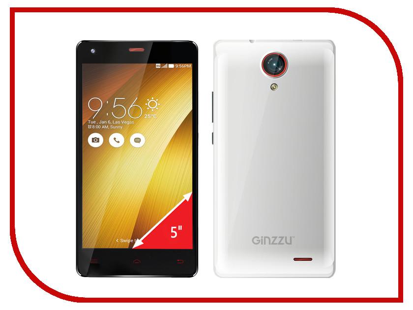 Сотовый телефон Ginzzu S5020 White