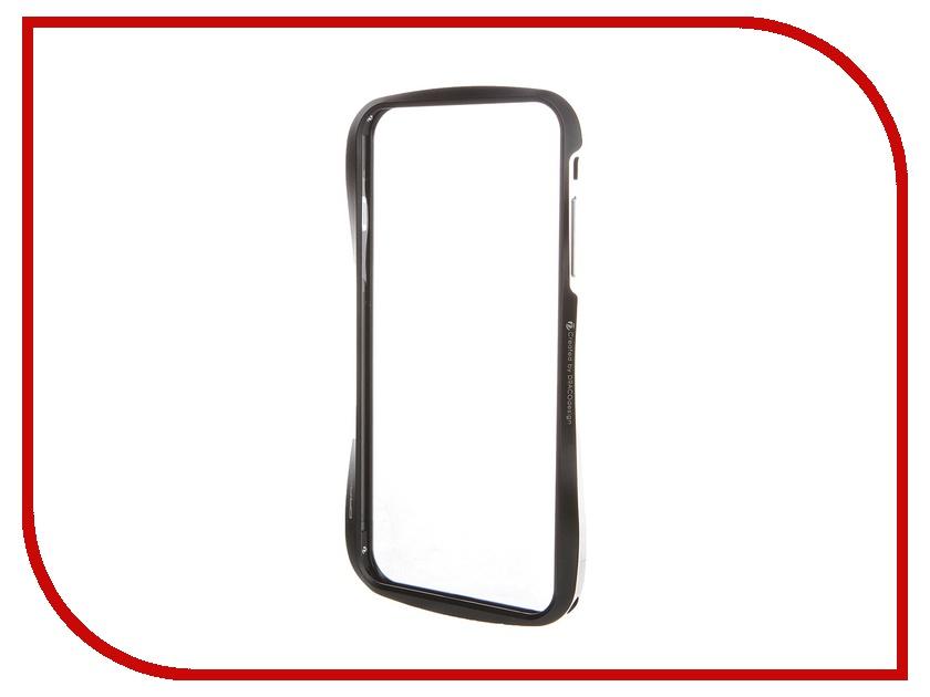Аксессуар Чехол-бампер DRACO 6 Plus для iPhone 6 Plus Meteor Black DR6P0A1-BKL<br>