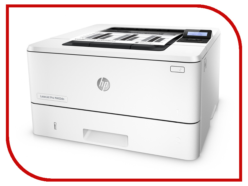 Принтер HP LaserJet Pro M402dn G3V21A принтер hewlett packard hp laserjet pro 400 m401n