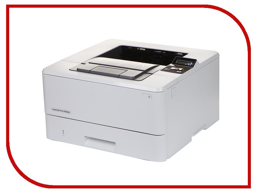 Принтер HP LaserJet Pro M402d<br>