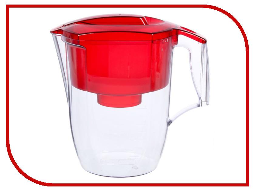 Кувшин Аквафор Гарри Red фильтр для воды аквафор гарри red
