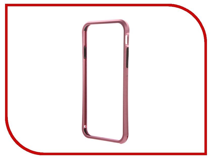 Аксессуар Чехол-бампер DRACO Tigris 6 для iPhone 6 Sakura Pink TI60A1-PKL