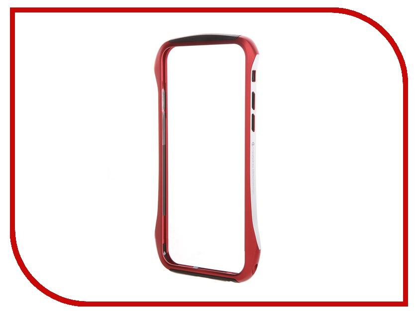 ��������� �����-������ DRACO Ducati 6 ��� iPhone 6 Flare Red DR60DUA1-RDL