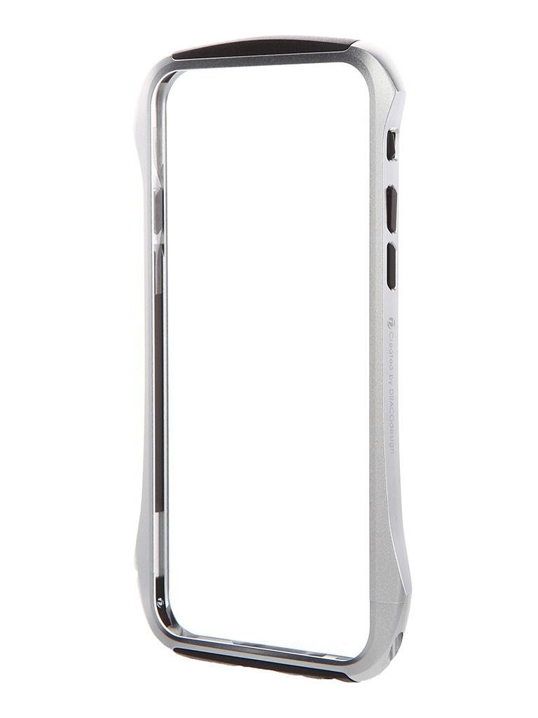 Аксессуар Чехол-бампер DRACO Ducati 6 для iPhone 6 Astro Silver DR60DUA1-SVL<br>