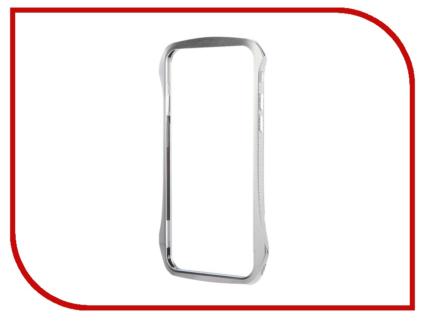 Аксессуар Чехол-бампер DRACO Ventare 6 для iPhone 6 Astro Silver DR60VEA1-SV<br>