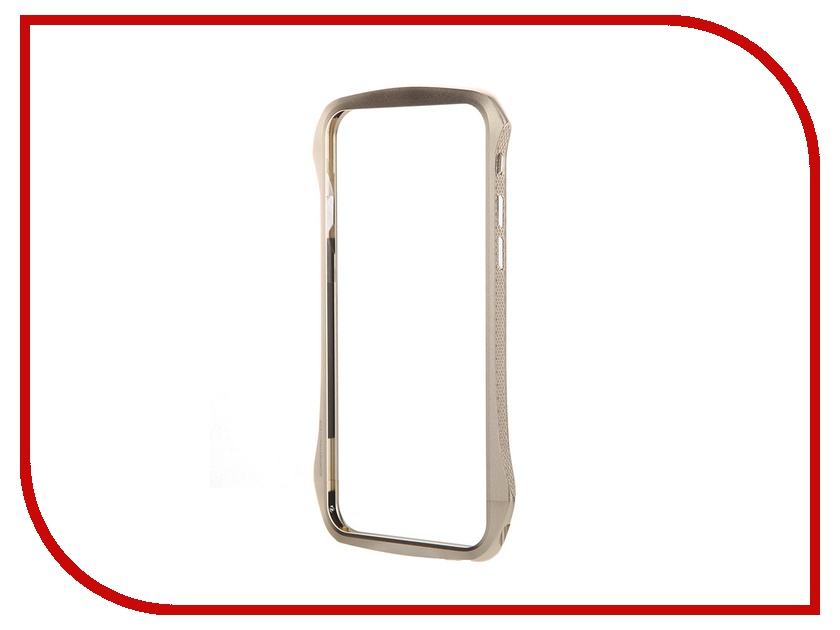 Аксессуар Чехол-бампер DRACO Ventare 6 для iPhone 6 Champagne Gold DR60VEA1-GD<br>