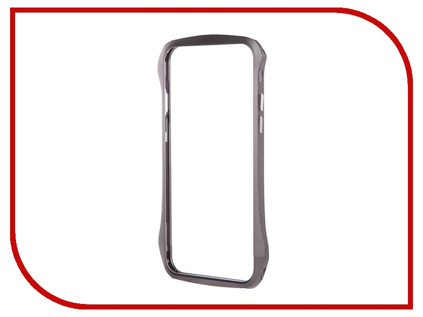 Аксессуар Чехол-бампер DRACO Ventare 6 для iPhone 6 Graphite Gray DR60VEA1-GA<br>