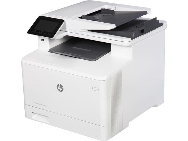 МФУ HP Color LaserJet Pro MFP M477fdn цена
