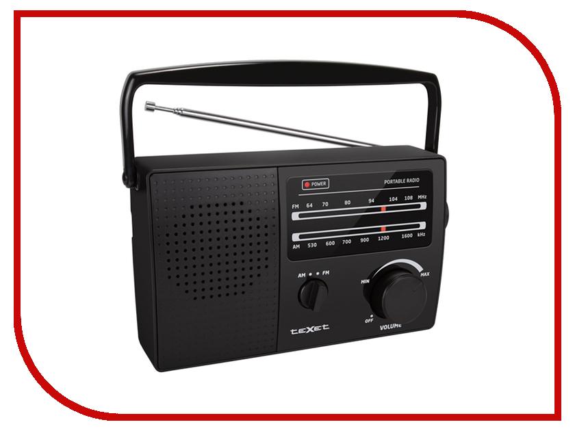 Радиочасы teXet