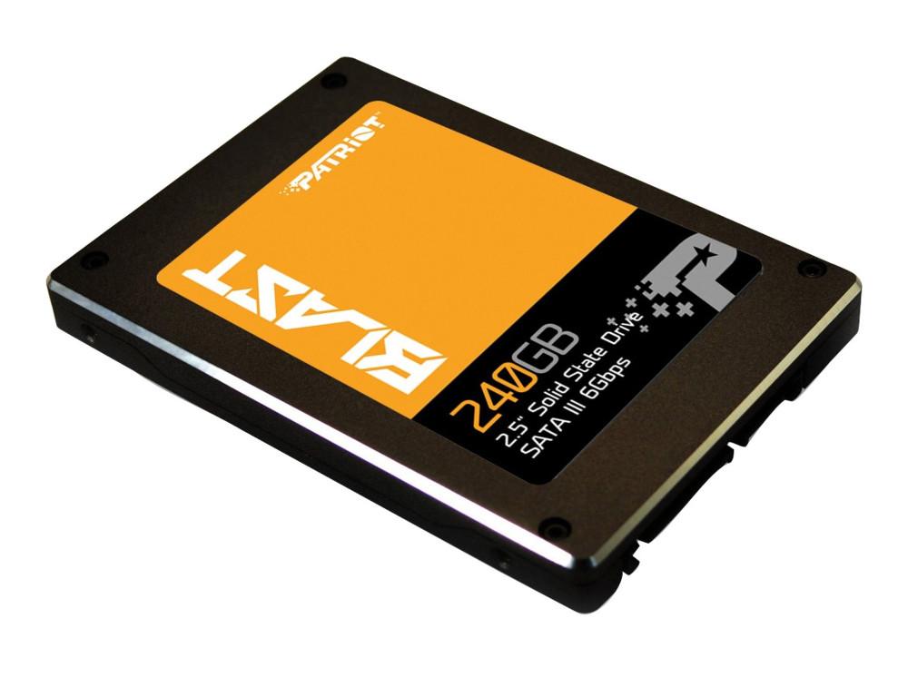 Жесткий диск 240Gb - Patriot Memory PBT240GS25SSDR<br>