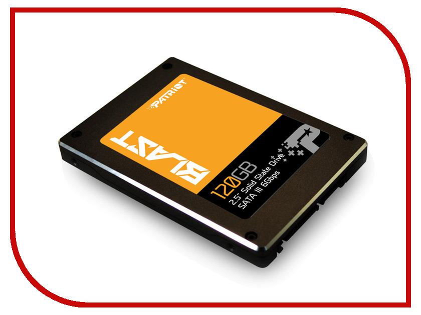 Жесткий диск 120Gb - Patriot Memory PBT120GS25SSDR