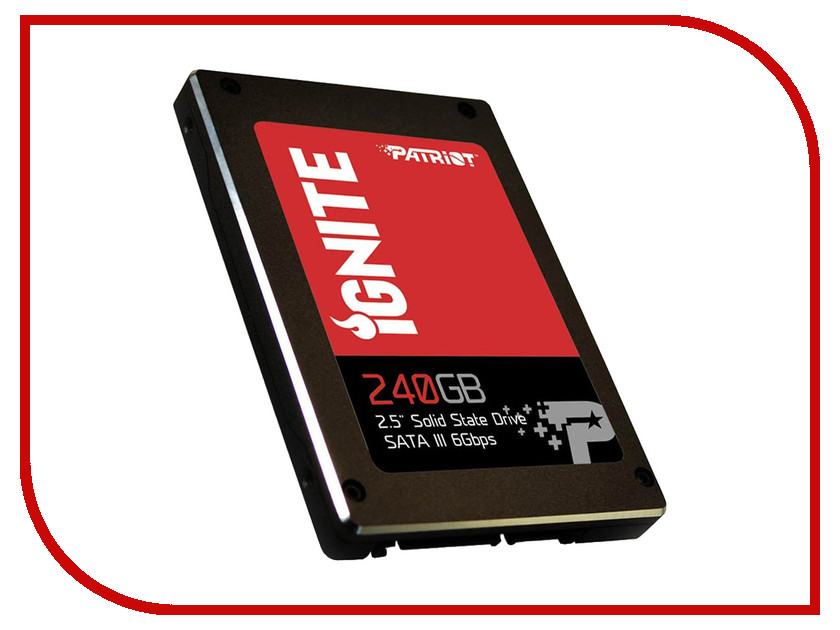 Жесткий диск 240Gb - Patriot Memory Ignite PI240GS325SSDR<br>