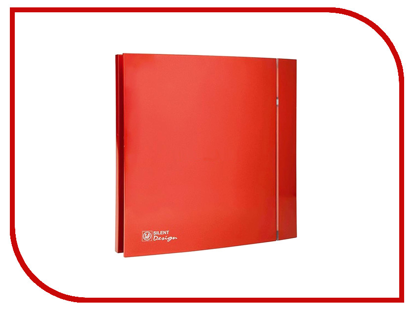�������� ���������� Soler & Palau Silent-200 CZ Red Design 4�