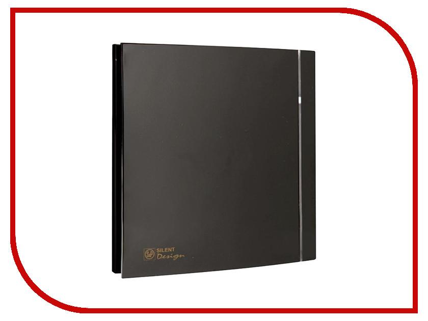 Вытяжной вентилятор Soler & Palau Silent-200 CZ Grey Design 4С