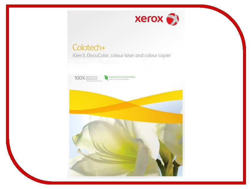 Бумага XEROX Colotech+ A3 003R98848 120г/м2 500 листов<br>