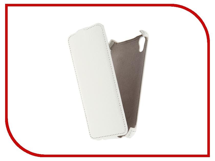 ��������� ����� HTC Desire 626 Activ Flip Leather White 51322