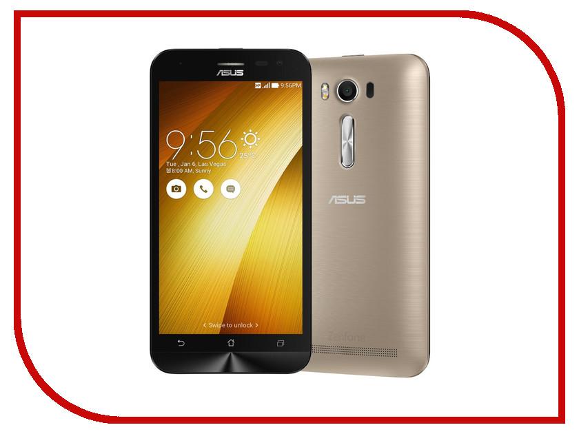 Сотовый телефон ASUS ZenFone 2 Laser ZE500KG 8Gb Gold<br>