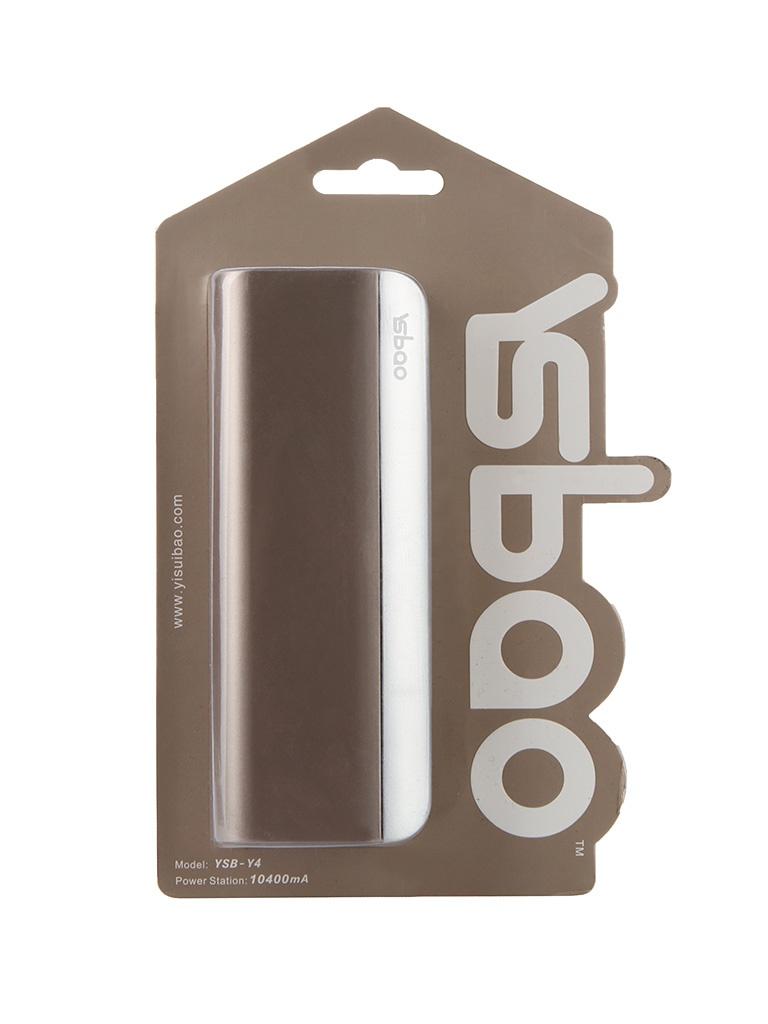 Аккумулятор YSbao YSB-Y4 10400 mAh Gold 45571