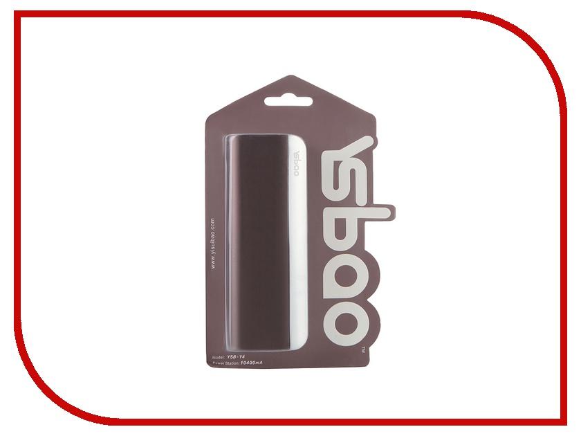 Аккумулятор YSbao YSB-Y4 10400 mAh Bronze 52206