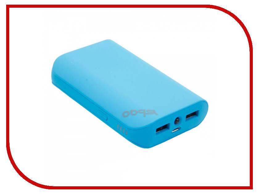 Аккумулятор YSbao YSB-M2 7200 mAh Blue 39955