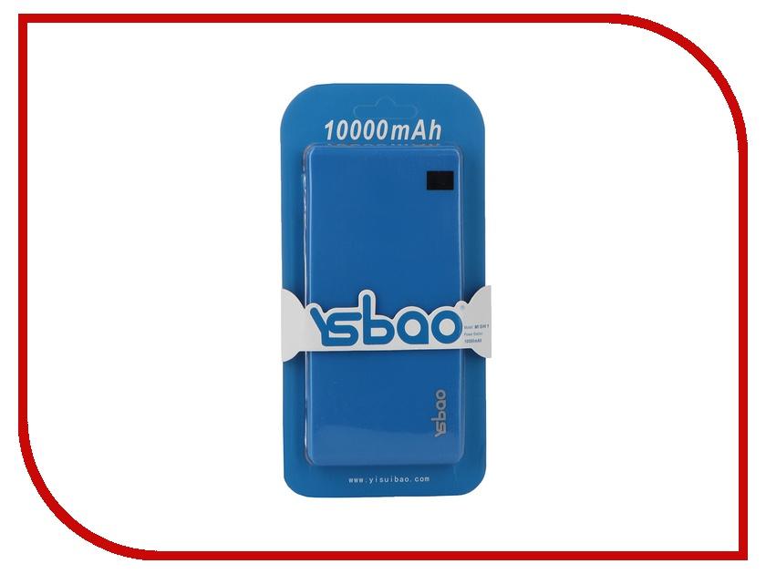 Аккумулятор YSbao MI SHI 1 10000 mAh Blue 52209<br>