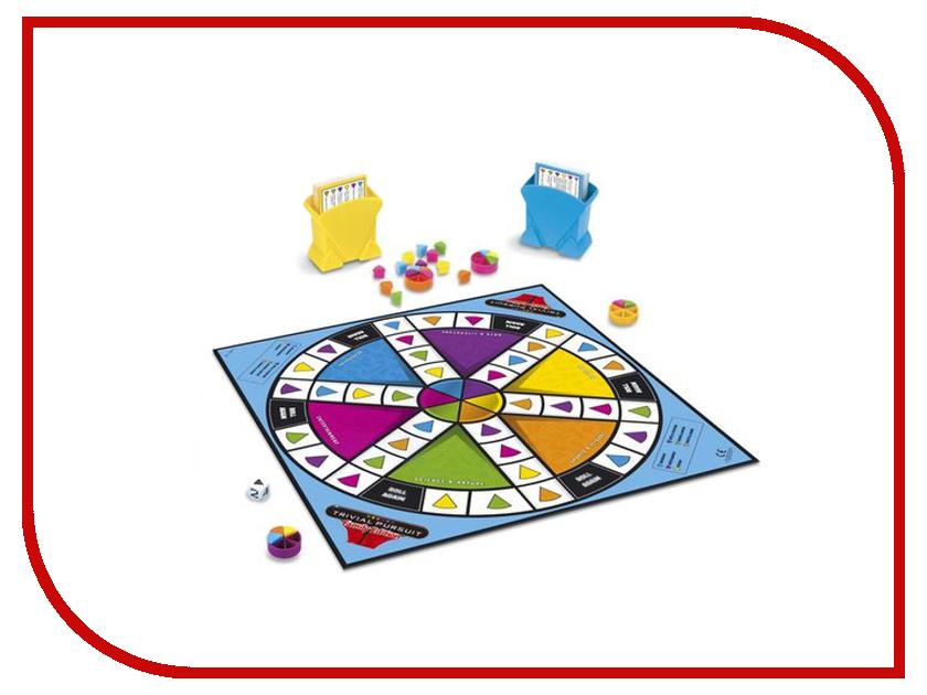 Игрушка Hasbro Тривиал Персьюит 73013 hasbro gaming настольная игра тривиал персьюит семейное издание hasbro gaming