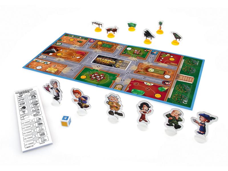 Игровой набор Hasbro Мое первое Клуэдо B0335<br>