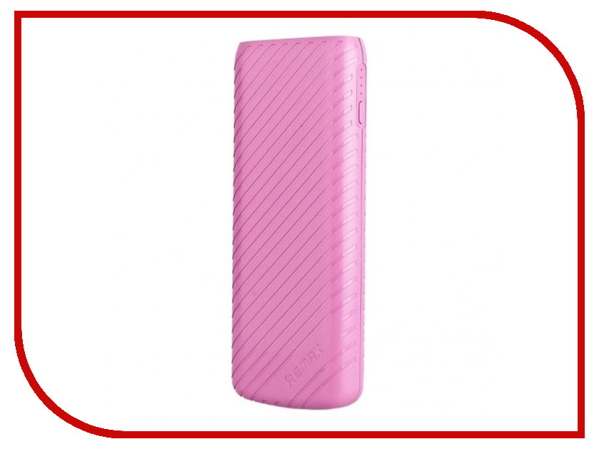 Аккумулятор Remax Pineapple RPL-16 10000 mAh Pink 52200<br>