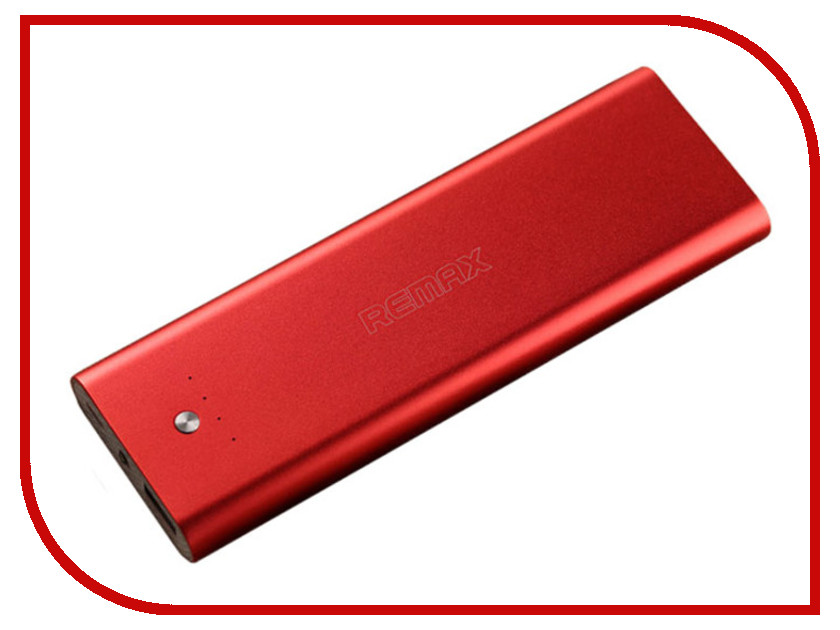 Аккумулятор Remax Vanguard Series 5000 mAh Red 52193
