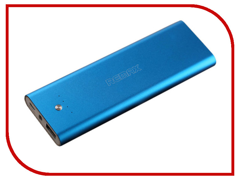 Аккумулятор Remax Vanguard Series 5000 mAh Blue 52195<br>