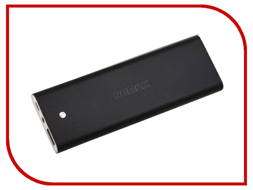 Аккумулятор Remax Vanguard Series 5000 mAh Black 52194<br>
