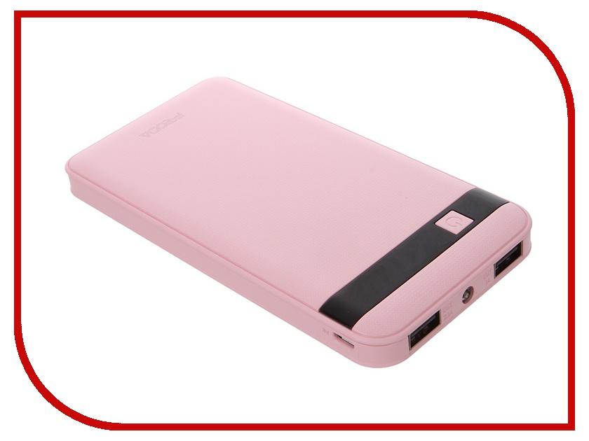 Аккумулятор Remax Proda Gentleman PPP-9 12000mAh Pink 52175<br>
