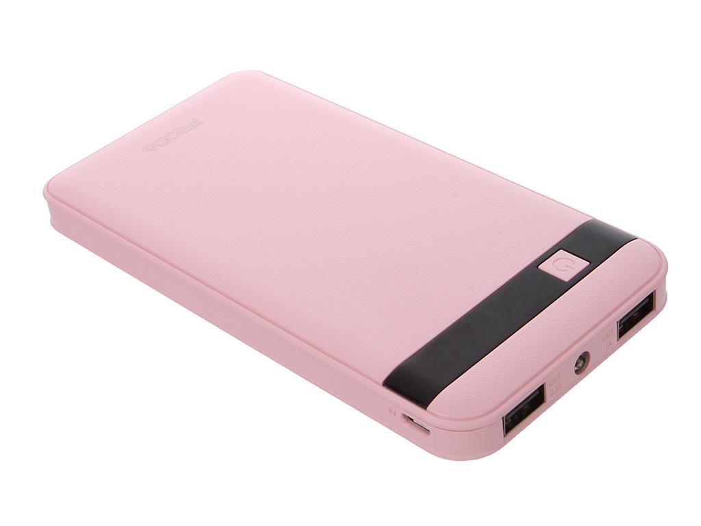 Аккумулятор Remax Proda PPP-9 12000 mAh Pink 52175