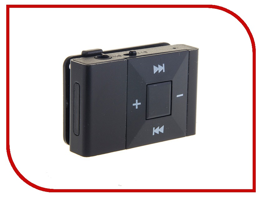 Плеер Glossar M03 Black 37774