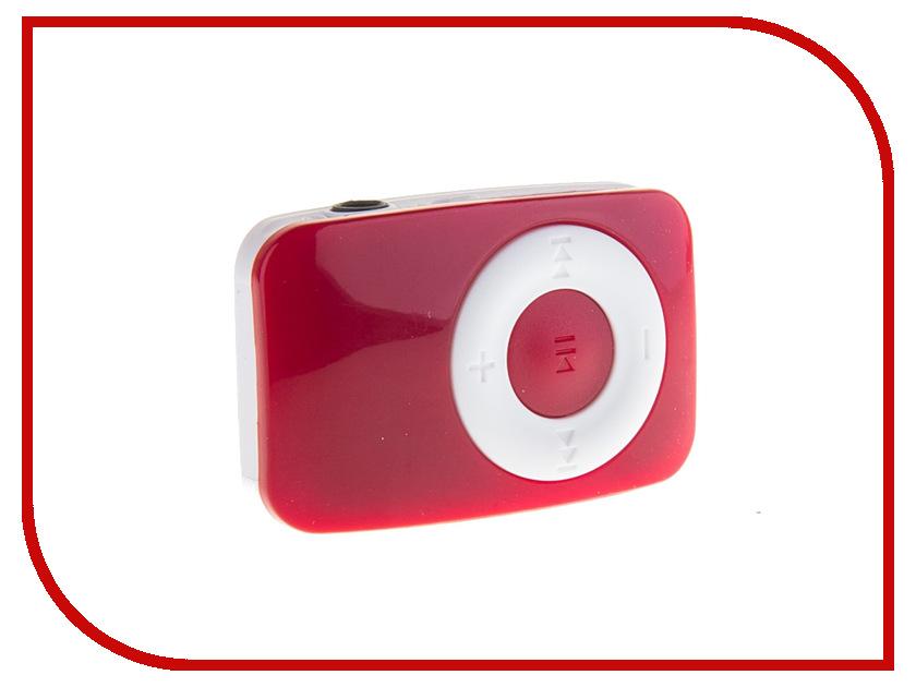 Плеер Glossar M02 Red 37772<br>