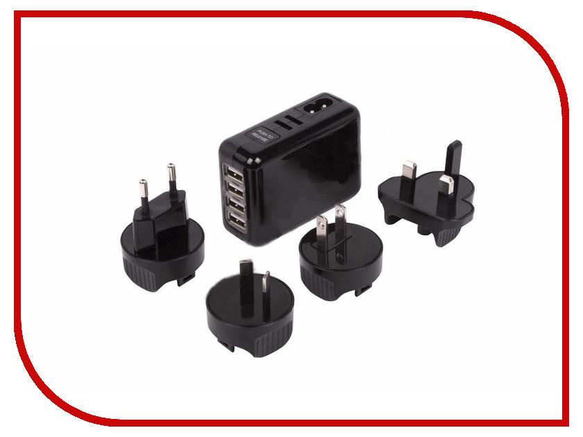 Зарядное устройство Rexant Путешественник 11-1056 Black<br>