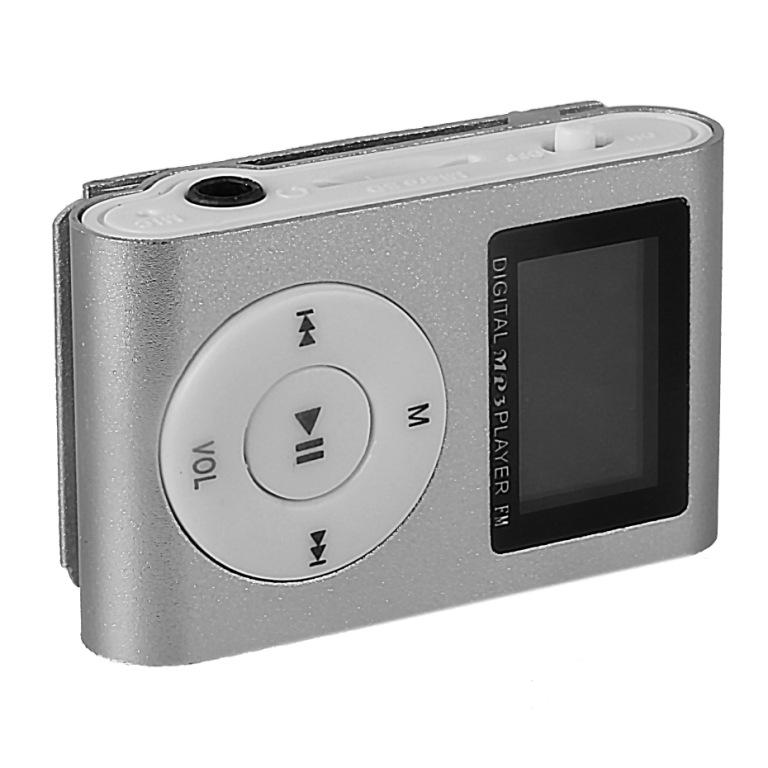 Плеер Activ Shuffle Silver 48939