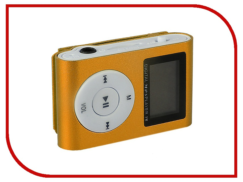 Плеер Activ Shuffle Orange 48937<br>