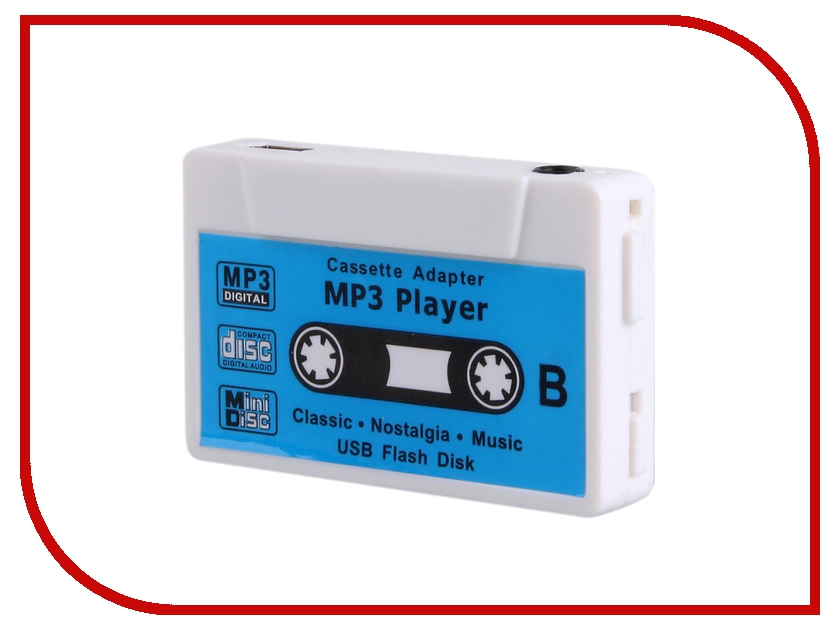 Плеер Activ Cassette White 52463