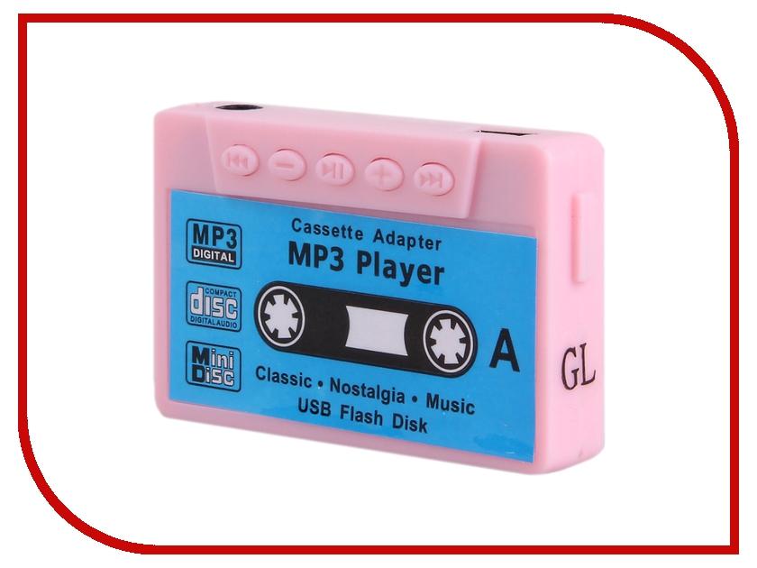 Плеер Activ Cassette Pink 52462