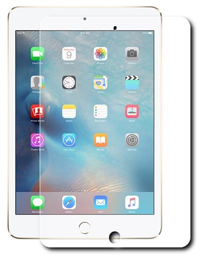 Закаленное стекло DF для APPLE iPad mini 4/5 (2019) iSteel-10