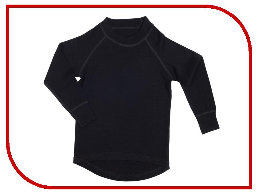 Рубашка Merri Merini 4-5 лет Black MM-18D