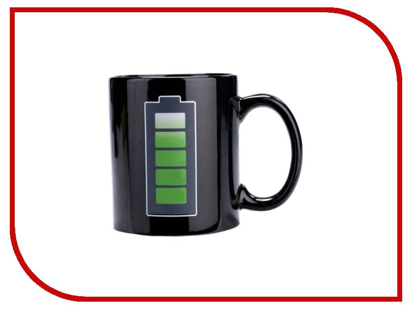 Кружка Bradex Батарейка TK 0163 кухонная принадлежность bradex держатель чайных пакетиков и ложки кролик pink tk 0234